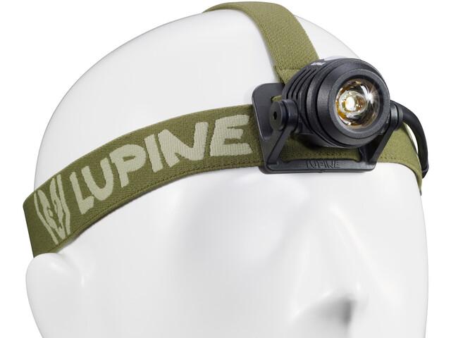 Lupine Neo X2 Hoofdlamp 900lm FastClick, olive